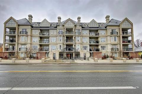 Condo for sale at 630 10 St Northwest Unit 410 Calgary Alberta - MLS: C4290294