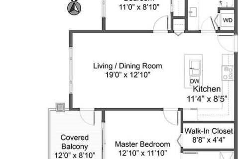 Condo for sale at 6450 194 St Unit 410 Surrey British Columbia - MLS: R2449085