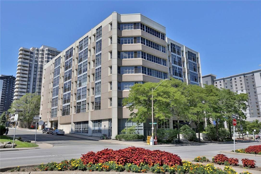 Condo for sale at 66 Bay St S Unit 410 Hamilton Ontario - MLS: H4060147