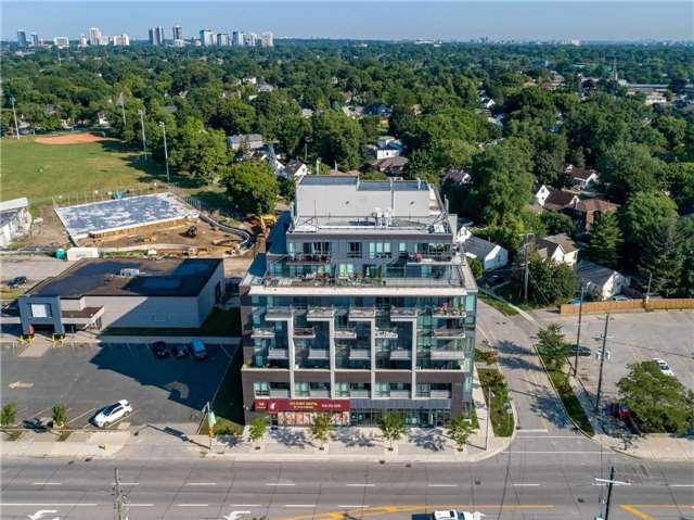 Buliding: 760 The Queensway Avenue, Toronto, ON