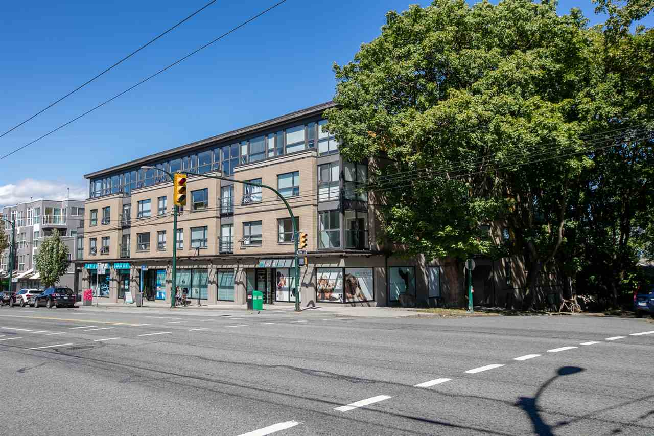 Removed: 410 - 997 West 22nd Avenue, Vancouver, BC - Removed on 2018-11-13 19:24:13