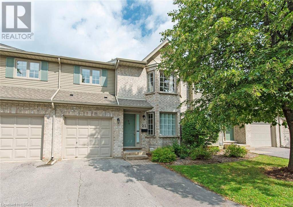 Townhouse for sale at 410 Ambleside Dr London Ontario - MLS: 216791