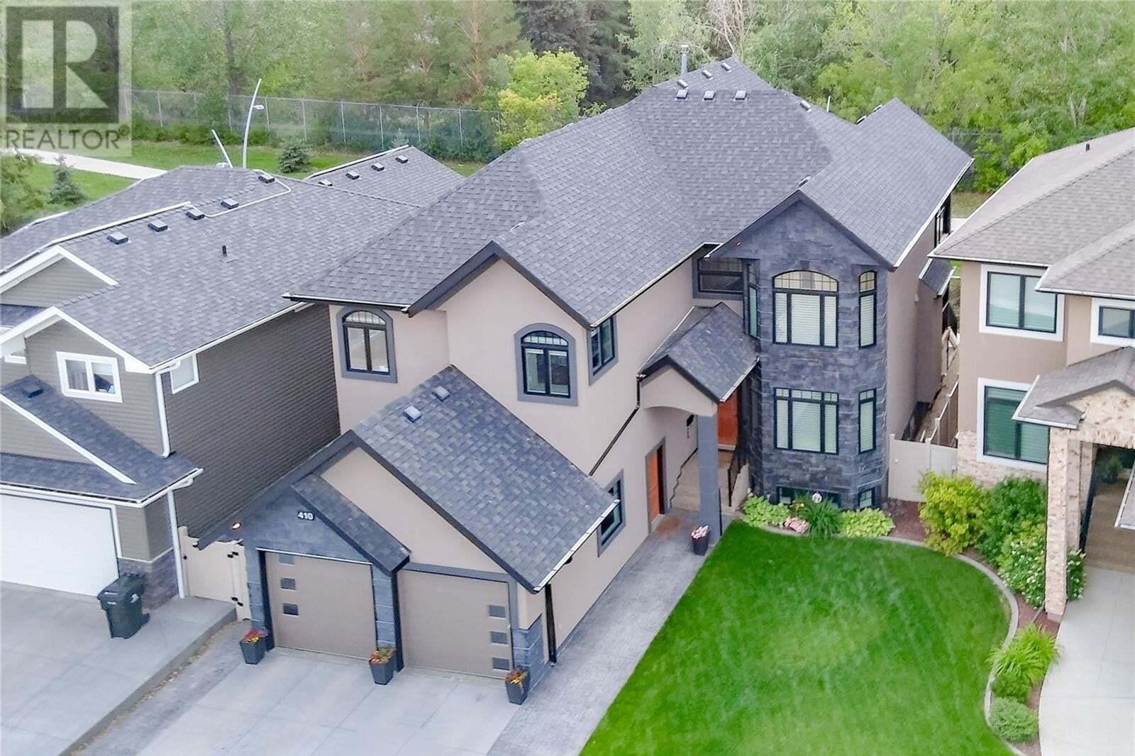 House for sale at 410 Atton Cres Saskatoon Saskatchewan - MLS: SK813620