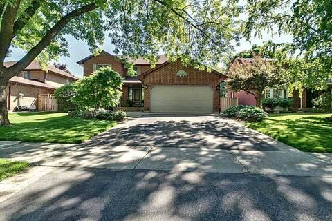 House for sale at 410 Barclay Cres Oakville Ontario - MLS: W4480850