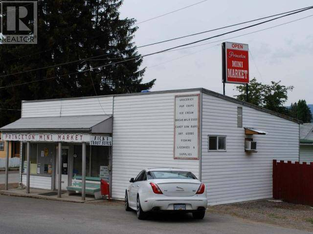 Commercial property for sale at 410 Dewdney St Princeton British Columbia - MLS: 176081
