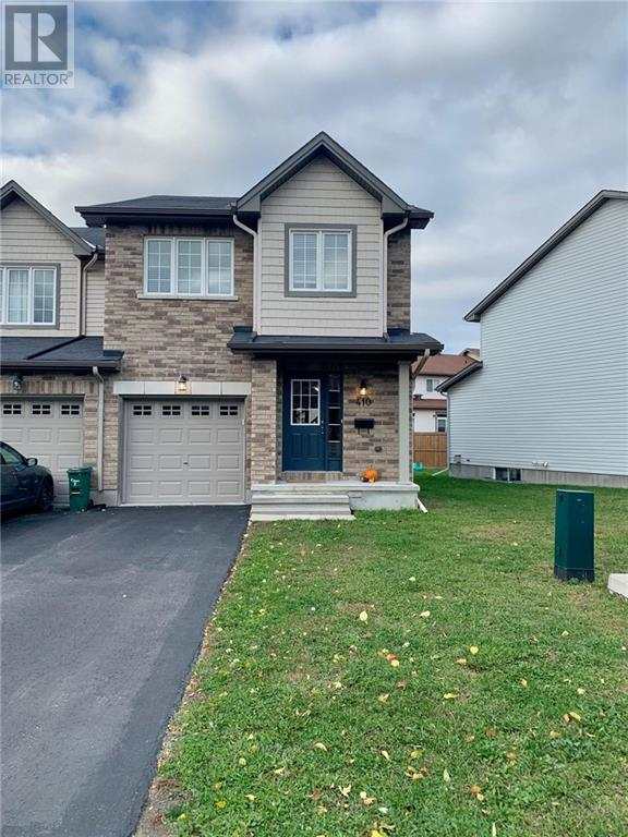 Removed: 410 Haresfield Court, Ottawa, ON - Removed on 2019-11-08 04:51:05