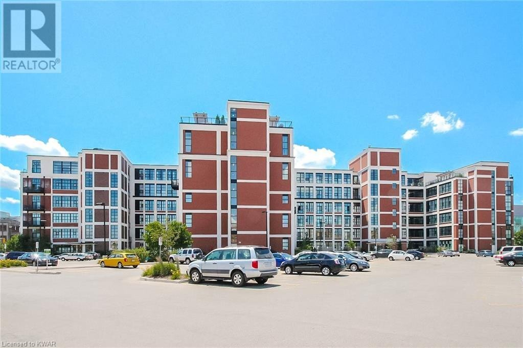 Condo for sale at 410 King St West Kitchener Ontario - MLS: 40044186
