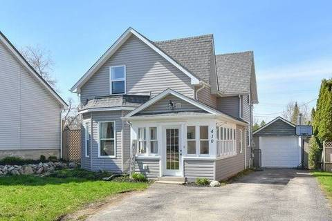 House for sale at 410 Main E St Shelburne Ontario - MLS: X4446008