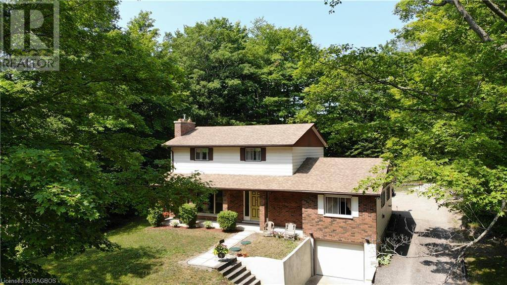 House for sale at 410 Manley Cres South Bruce Peninsula Ontario - MLS: 205329