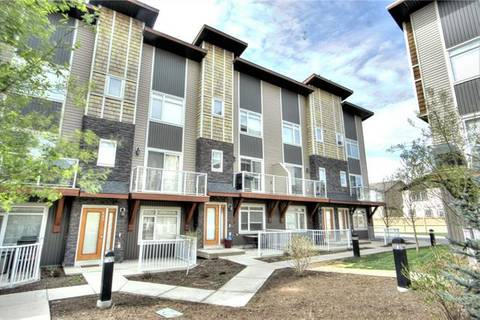 Townhouse for sale at 410 Skyview Point Pl Northeast Calgary Alberta - MLS: C4224580