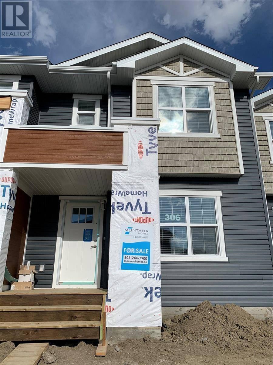 Townhouse for sale at 410 Underhill Bnd  Saskatoon Saskatchewan - MLS: SK806664