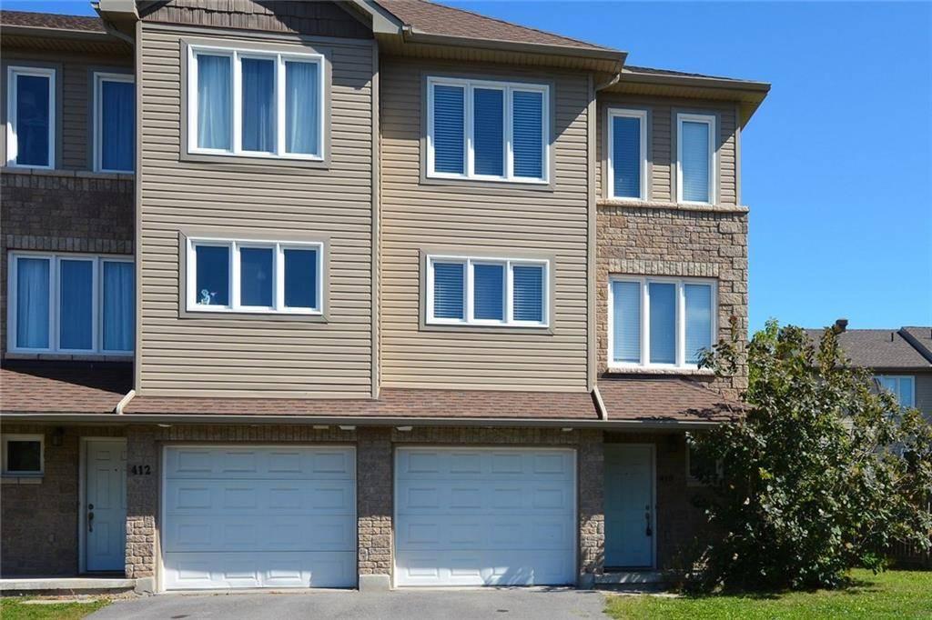 Townhouse for sale at 410 Van Buren St Kemptville Ontario - MLS: 1169112
