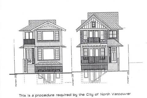 Residential property for sale at 410 15th St W North Vancouver British Columbia - MLS: R2406344