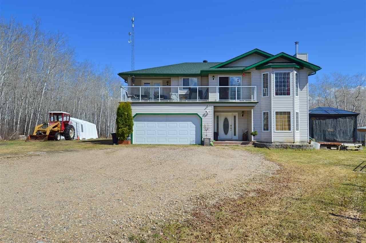 House for sale at  41007 Hy Rural Bonnyville M.d. Alberta - MLS: E4196203