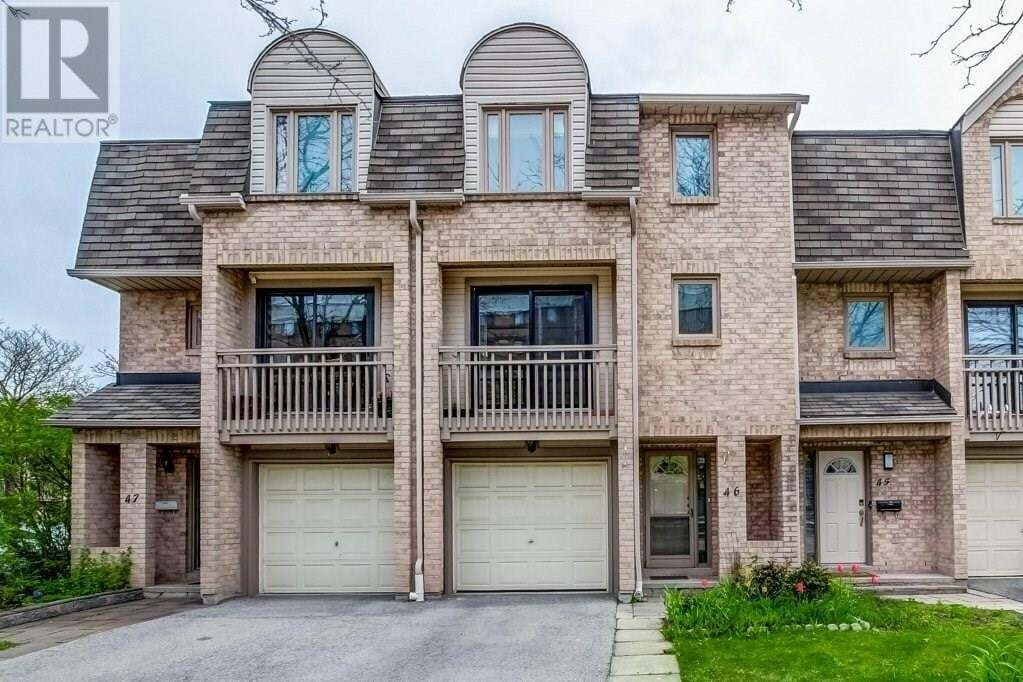 Townhouse for sale at 4101 Westminster Pl Mississauga Ontario - MLS: 30807843