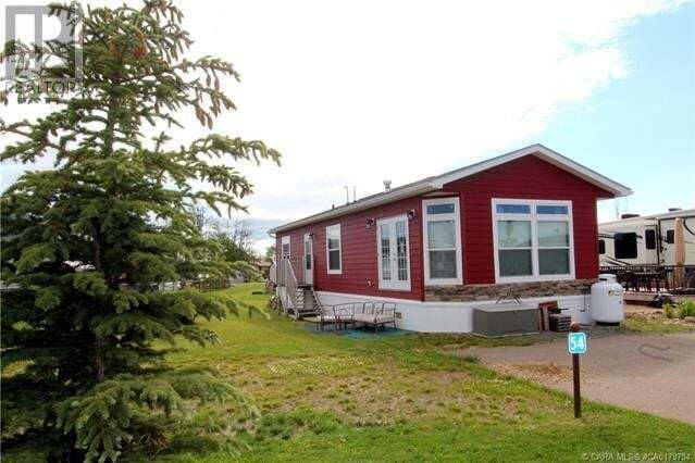 Home for sale at 41019 Range Road 11  Rural Lacombe County Alberta - MLS: CA0179784