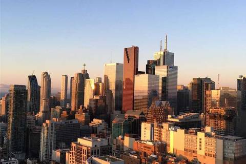 Apartment for rent at 159 Dundas E St Unit 4102 Toronto Ontario - MLS: C4525455