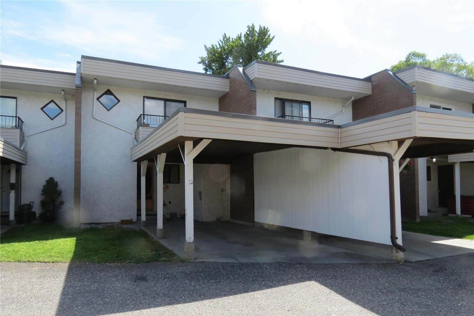 Townhouse for sale at 4102 24th Ave Vernon British Columbia - MLS: 10204518