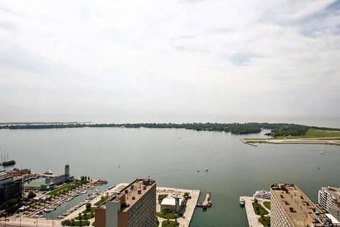 Apartment for rent at 5 Mariner Terr Unit 4102 Toronto Ontario - MLS: C4506991