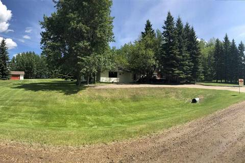 House for sale at 4102 Scott Ave Rural Wetaskiwin County Alberta - MLS: E4153432