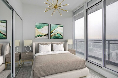 Apartment for rent at 25 Capreol Ct Unit 4103 Toronto Ontario - MLS: C5001186