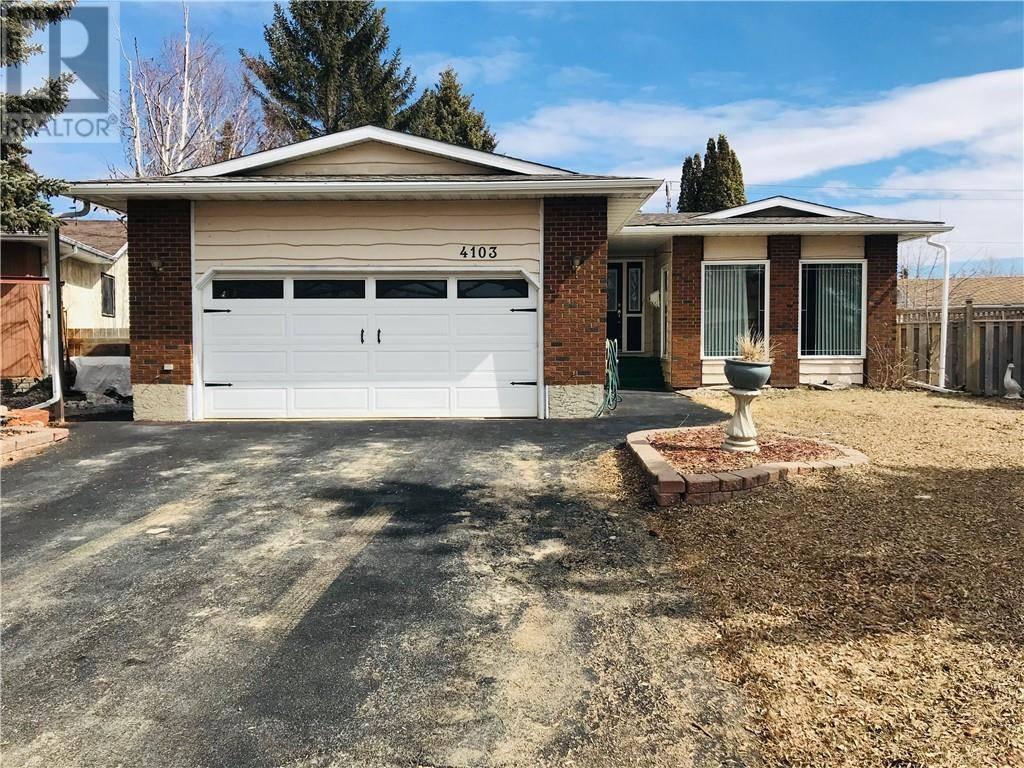 House for sale at 4103 65 St Camrose Alberta - MLS: ca0190732