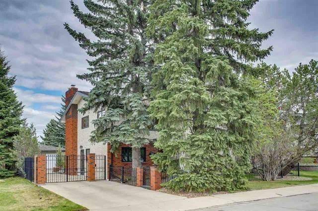 House for sale at 4103 Aspen Dr Nw Edmonton Alberta - MLS: E4180093