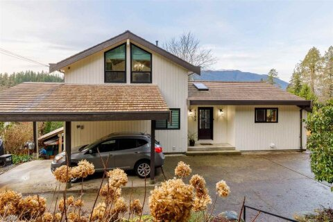 House for sale at 4103 Bedwell Bay Rd Belcarra British Columbia - MLS: R2528264