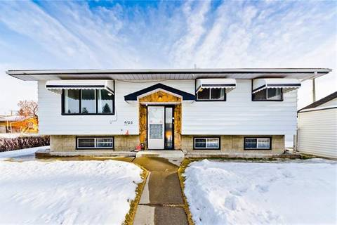 House for sale at 4103 Doverbrook Rd Southeast Calgary Alberta - MLS: C4280332