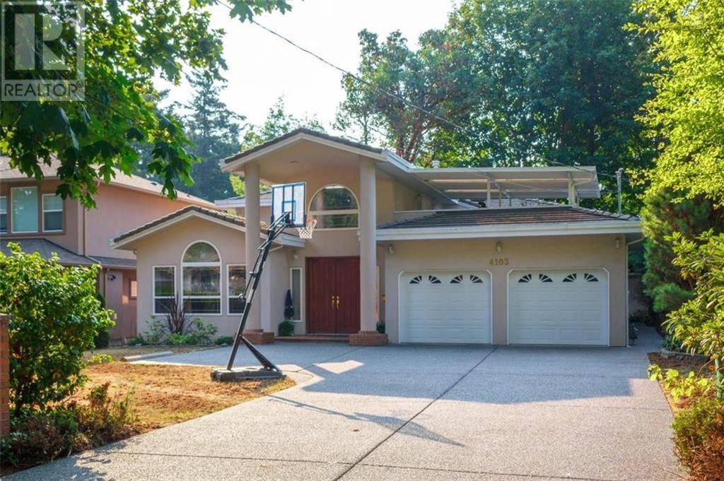 House for sale at 4103 Gordon Head Rd Victoria British Columbia - MLS: 421939