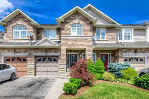 Townhouse for sale at 4103 Medland Dr Burlington Ontario - MLS: W4612790
