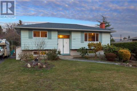 House for sale at 4103 Tuxedo Dr Victoria British Columbia - MLS: 407955