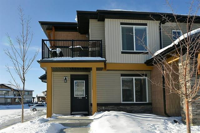 Sold: 4105 - 2781 Chinook Winds Drive, Airdrie, AB