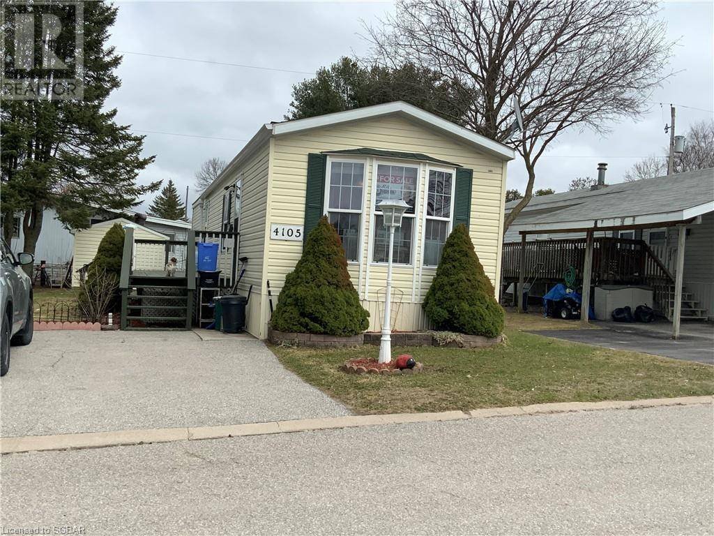 Residential property for sale at 4105 Spruce Rd Severn Ontario - MLS: 241595