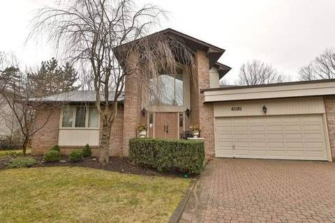 House for sale at 4105 Summit Ct Mississauga Ontario - MLS: W4419730