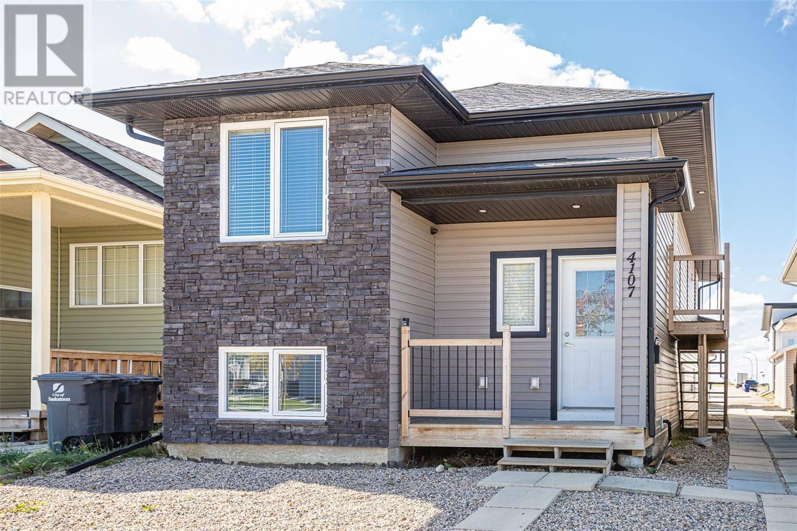 House for sale at 4107 33rd St W Saskatoon Saskatchewan - MLS: SK786990