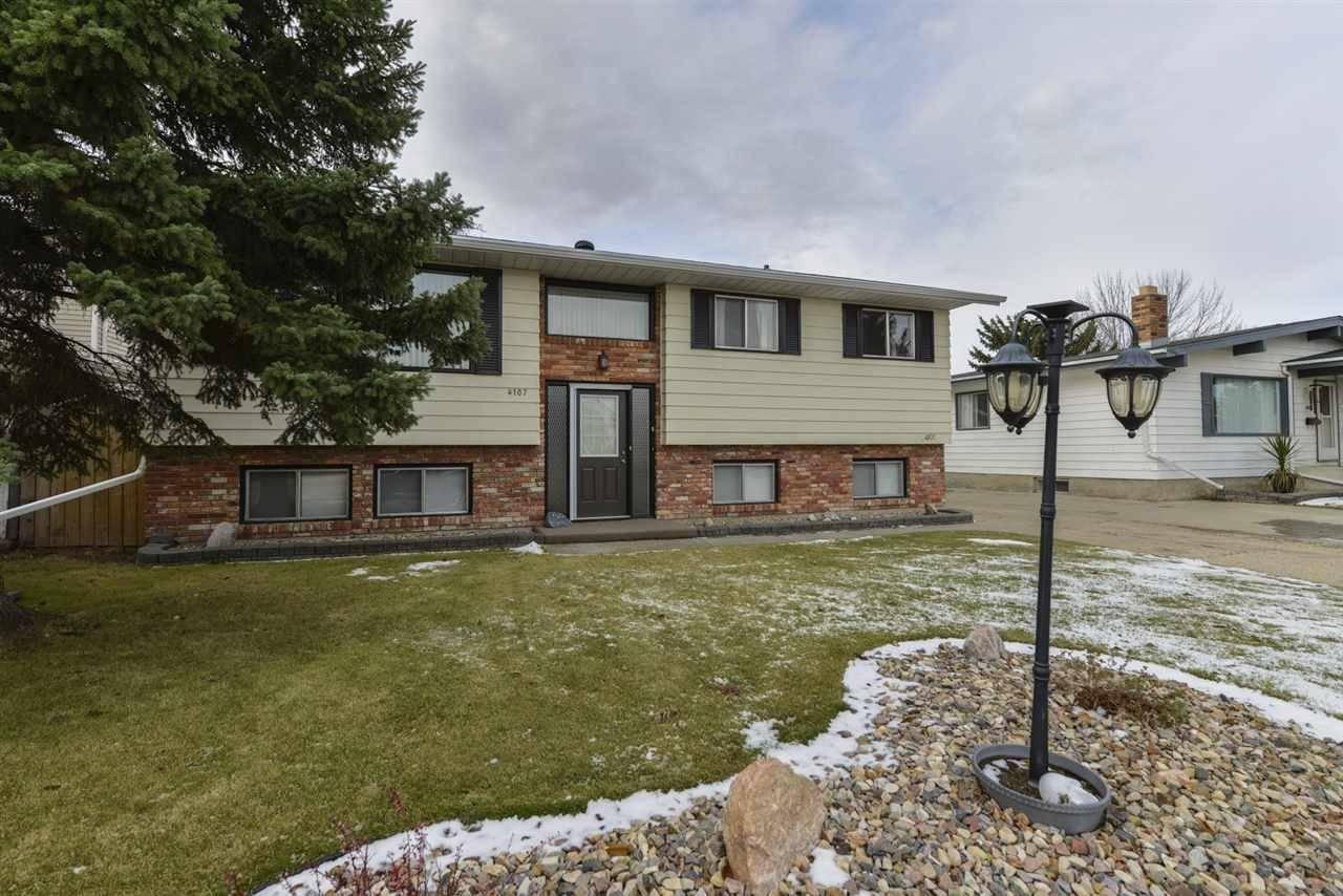 House for sale at 4107 42b Ave Leduc Alberta - MLS: E4178697