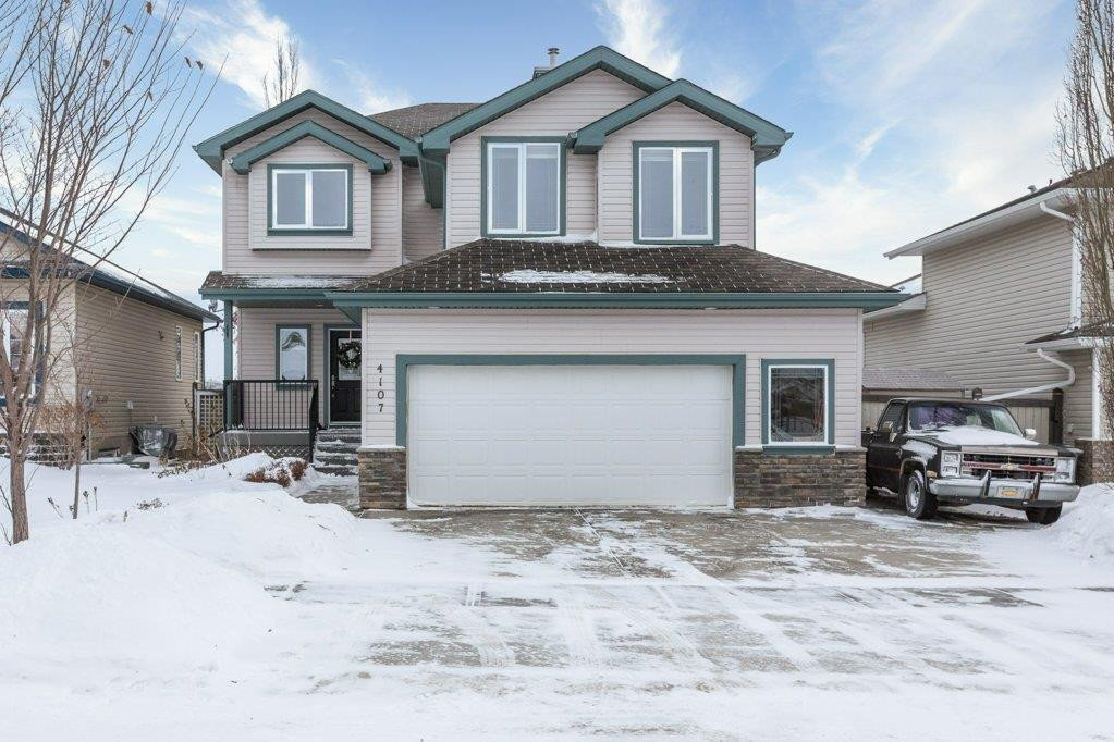 House for sale at 4107 58 St Beaumont Alberta - MLS: E4225167