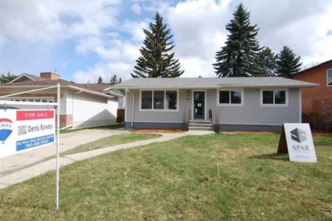 House for sale at 4107 Aspen Dr Nw Edmonton Alberta - MLS: E4153011