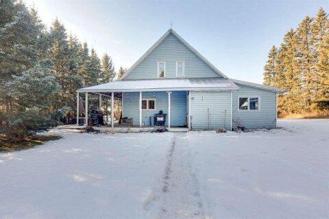 House for sale at 41078 Township Road 421  Rural Ponoka County Alberta - MLS: A1053860
