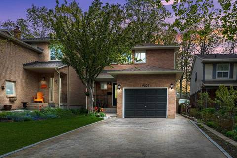 House for sale at 4108 Martlen Cres Mississauga Ontario - MLS: W4491822