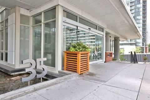 Apartment for rent at 35 Mariner Terr Unit 4109 Toronto Ontario - MLS: C4492597