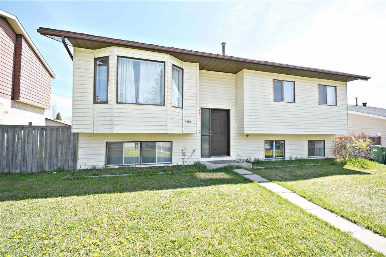 Townhouse for sale at 4109 46 St Bonnyville Town Alberta - MLS: E4212184