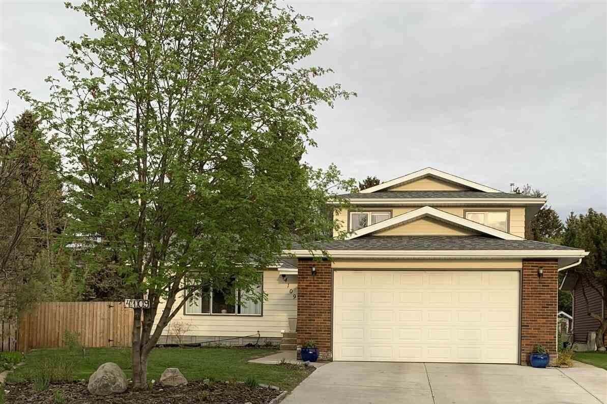 House for sale at 4109 49 St Vegreville Alberta - MLS: E4197854