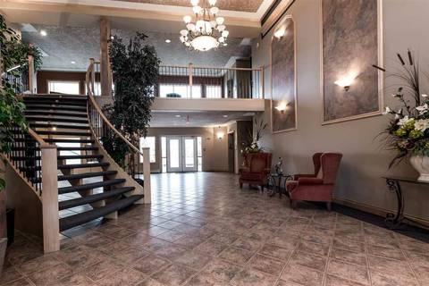Condo for sale at 100 Foxhaven Dr Unit 411 Sherwood Park Alberta - MLS: E4144100