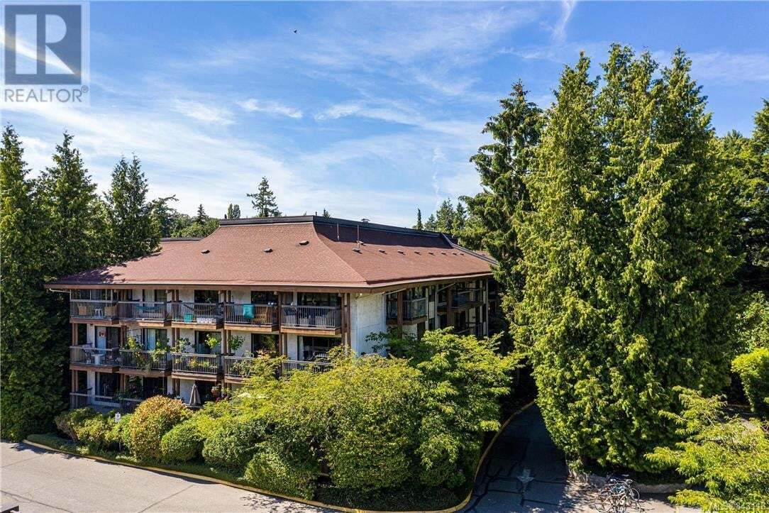 Condo for sale at 1005 Mckenzie  Unit 411 Saanich British Columbia - MLS: 843118