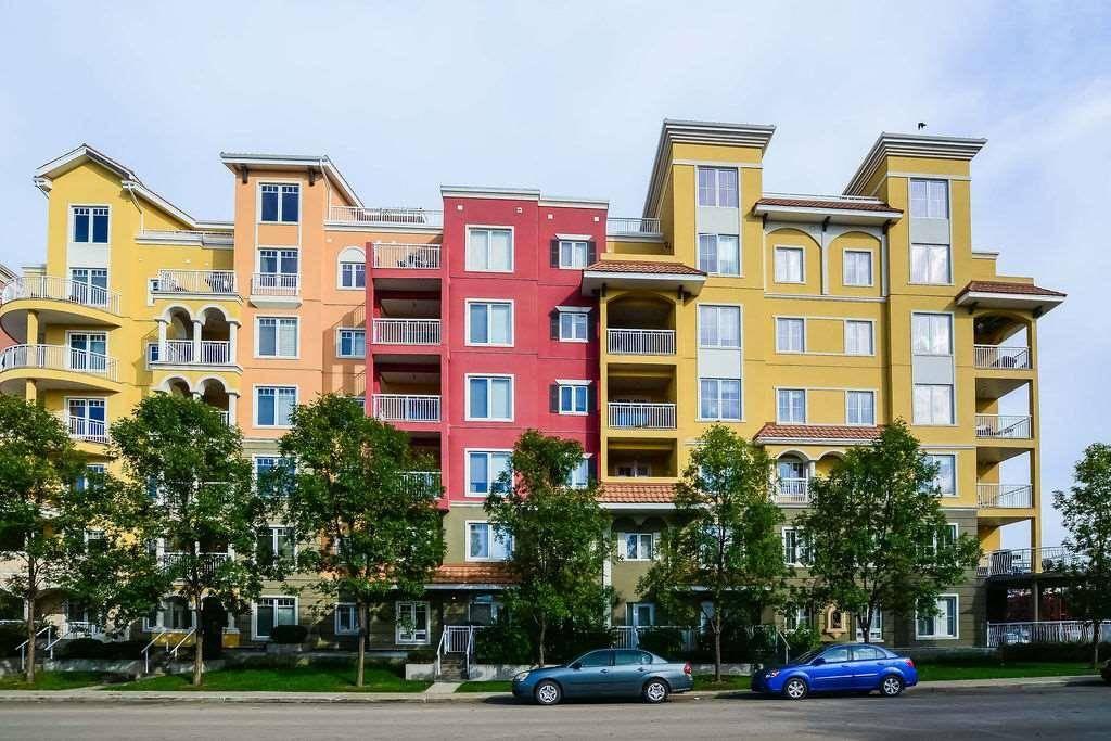 Condo for sale at 10333 112 St Nw Unit 411 Edmonton Alberta - MLS: E4174859