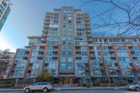 Condo for sale at 1133 Homer St Unit 411 Vancouver British Columbia - MLS: R2402288