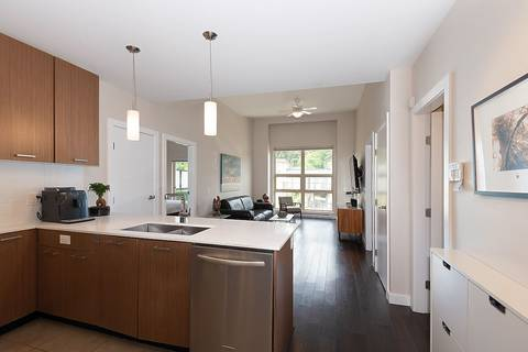 Condo for sale at 1182 16th St W Unit 411 North Vancouver British Columbia - MLS: R2371769