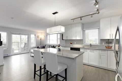 Condo for sale at 12075 Edge St Unit 411 Maple Ridge British Columbia - MLS: R2388528